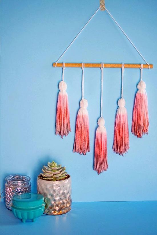yarn craft idea for adult
